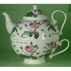 Jameson und Tailor Tea for One Set Dekor Englische Rose