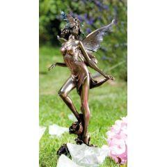 Fee Siranya, Hüterin der Blumen, Höhe 30 cm, ZW-030