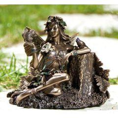 Fee Amarya, Hüterin des Waldes, Höhe 12,5 cm. ZW-033