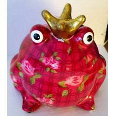 Pomme Pidou Frosch Freddy, Pink Edition, Design Rose