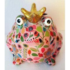 Pomme Pidou Frosch Freddy, Pink Edition, Design Pflanzen