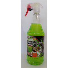 TUGA ALU-TEUFEL Spezial Felgenreiniger-Gel pH-neutral / säurefrei grün 1,0 Liter