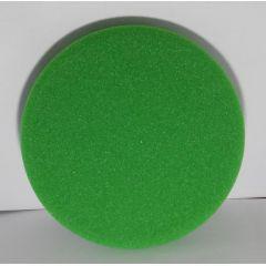 ProfiPolish Polierschaum fest grün glatt Ø 150 mm