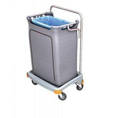 CleanSV® Einzel - Müllentsorgungswagen 120 liter