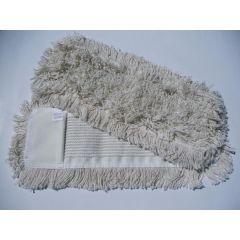 Baumwollmop 40 cm weiß