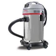 N 28/1 E Kompakter Nass- / Trockensauger mit stabilem Edelstahlgehäuse und 28 Liter Behältervolumen.