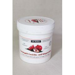 Dr.Sachers Granatapfel Gesichtscreme Körpercreme  250 ml
