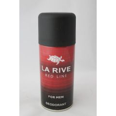 La Rive Deodorant Red Line 150 ml Herrendeo