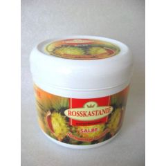 Naturfreunde Rosskastaniensalbe 250 ml GP 27,60 Euro/L