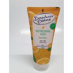 Duschgel Refreshing Yuzu - Mint 200 ml Dresdner Essenz