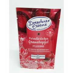 Pflegebad Schaumbad Granatapfel 12 x 60 g mit Mandelöl vegan