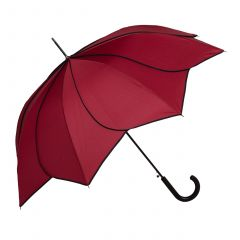 Von Lilienfeld Stockschirm Regenschirm  Damen Minou burgund