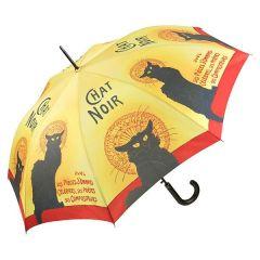 Von Lilienfeld Stockschirm Regenschirm Chat Noir