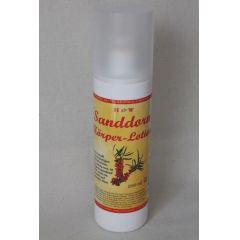 ( GP2,74Euro/100ml) SANDDORN Körperlotion 200 ml Herud & Wegert