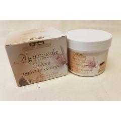 Dr.Sachers Ayurveda Creme Gesichtscreme mit Rosenduft 200 ml
