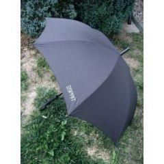 Esprit Regenschirm Stockschirm schwarz