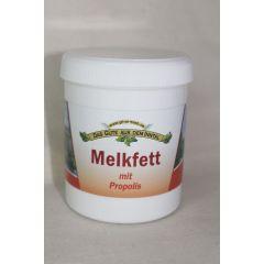 Melkfett mit Propolis 250 ml Hautschutz für trockene Haut