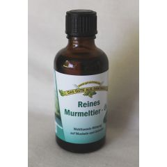 Murmeltieröl 50 ml für Muskeln und Gelenke