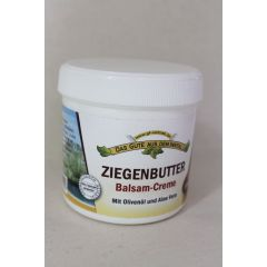 Ziegenbutter Balsam-Creme 200 ml parfumfrei