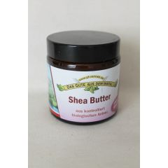100 % reine Sheabutter 110ml für trockene Haut