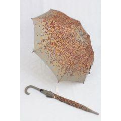 Esprit Stockschirm Regenschirm Blossom rain gepunktet