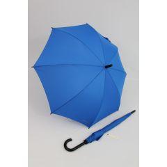Esprit Automatik Regenschirm Stockschirm blau 51184