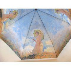 Happy Rain Regenschirm mit Motiv Monet III leichter Taschenschirm