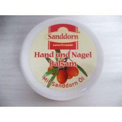 Sanddorn Handcreme Hand-und Nagelbalsam 200ml aturfreunde-MV