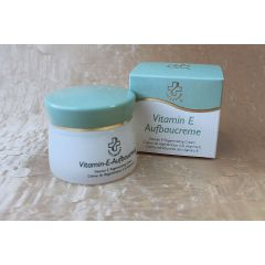 Hagina Vitamin E Aufbaucreme 50 ml Nachtcreme