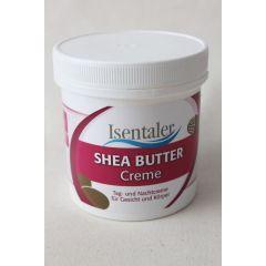 Isentaler Sheabutter Creme 250 ml Körpercreme Gesichtscreme
