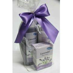Kappus Geschenkset Lavendel Geschenkpack
