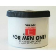 Village For Men Only Körpercreme 500 ml Herren