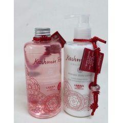 Lanna Oriental Kashmir Rose Aromatic Duschgel  & Körperlotion Damen