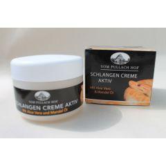 Schlangencreme aktiv 75 ml Gesichtscreme für reife Haut