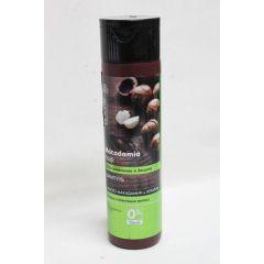 Macadamia Hair Shampoo mit Keratin 250 ml Dr.Sante