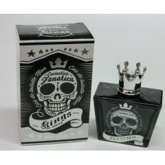 Cosmetica Fanatica Skull Black Kings Edition EdT 80 ml Männerduft