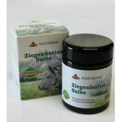 Naturhof Ziegenbuttersalbe 100 ml Körpercreme