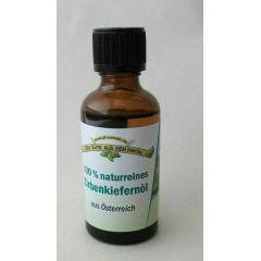 100 % naturreines Zirbenkiefernöl  50 ml  Zirbenöl