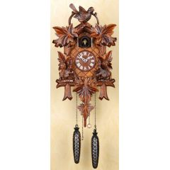 Orig. Schwarzwald- Kuckucksuhr- Waldtiere -Cuckoo Clock- handmade Germany Black Forest