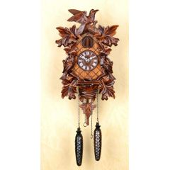 Orig. Schwarzwald- Kuckucksuhr- Vogel -Cuckoo Clock- handmade Germany Black Forest