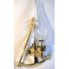 **Maritime Wandlampe- Schiffslampe- Schiffsleuchte- Wandleuchte- Messing Schutzlack