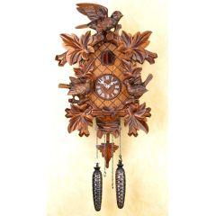 Orig. Schwarzwald- Kuckucksuhr- Vogelwelt-avifauna- Cuckoo Clock- handmade Germany Black Forest