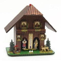 Schwarzwald-Wetterhaus 20 cm-Rehe-Germany Black Forest-Weather hous