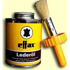 Effax Leder-Öl, Lederöl mit Pinsel