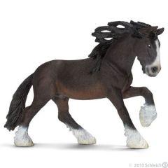 Schleichpferd Shire Horse Hengst