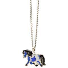 Stimmungs-Halskette Stimmungskette Pony
