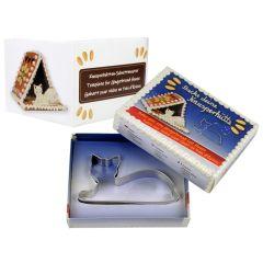 Keksausstecher Keksform Back-Set Knusperhütte Katze