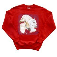 Sweatshirt Welsh Pony, Gr. S, 2. Wahl