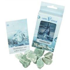 Wassersteine Aventurin grün - Entspannung
