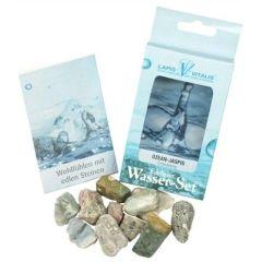 Wassersteine Ozeanjaspis - Erneuerung